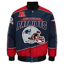 New England Patriots NFL Enforcer Jacket - Size Adult 4X Free Ship
