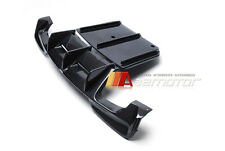 Carbon Fiber Rear Diffuser + Ground Effect Panel for BMW E82 1Series M 1M Bumper