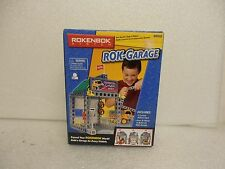 Rokenbok System Rok- Garage New in Sealed Box 04318 New 51 Pcs