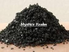 Witchcraft Black Salt 4 oz ~ Wicca Supplies ~ Witchcraft Supplies ~ Black Salt