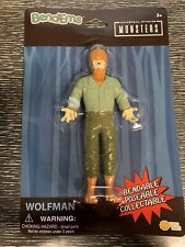 UNIVERSAL STUDIOS MONSTERS BEND-EMS 2019 Wolf Man New