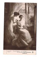 salon 1914 , palade bonnal  , le collier
