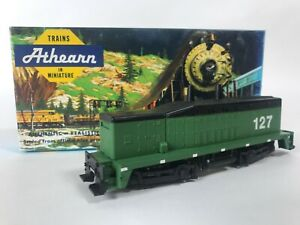 Athearn 4077 Burlington Northern BN SW7 Calf Dummy Train Engine Kit HO NEW