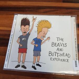 VARIOUS : The Beavis And Butt-Head Experience  GER  > VG (CD)