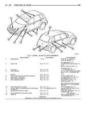 manuel atelier entretien réparation chrysler pt cruiser - fr