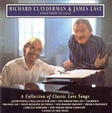 Richard Clayderman | CD | Togehter at Last (& James Last)