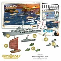 Cruel Seas - Imperial Japanese Fleet