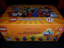 LEGO Minifigures Series 18 Case in Box |BRAND NEW FACTORY SEALED 71021