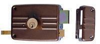 Iseo 432E serratura portone porta portoncino entrata 70 mm sx sinistra