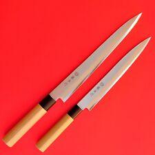 Japanese Tojiro Yanagiba sushi sashimi knife stainless 240mm 300mm FU1059 FU1057