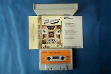 "MIKE OLDFIELD ""BOXED VOL.1"" MC K7 TAPE 1973 VIRGIN RECORDS R A R A"