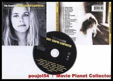 """MARY CHAPIN CARPENTER """"The Essential"""" (CD) 2003"""