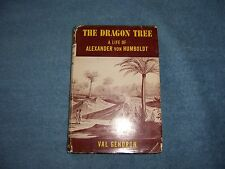 THE DRAGON TREE by Val Gendron/1st ed/Signed/HCDJ/Biography/Science