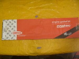 New 73-84 85 Buick Chevrolet Pontiac GMC Corteco 16422 Engine Oil Pan Gasket Set