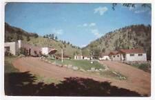 Lynnhaven Court Boulder Colorado postcard