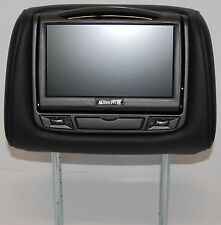 Toyota FJ Cruiser Dual DVD Headrest Video Players Monitors 2007-2012 2013 2014
