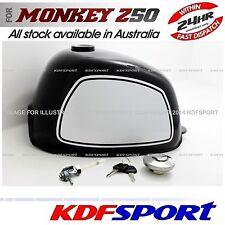 KDF FUEL TANK CAP BLACK FOR HONDA MONKEY GORILLA  TONELLI Z50J Z50