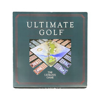 Ultimate Golf: The Ultimate Game | Vintage 1985 | Complete, Never Played
