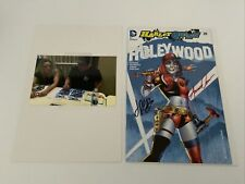 HARLEY QUINN #20 RETAILER INCENTIVE Signed By Amanda Conner And Jimmy Palmiotti