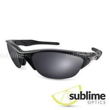 Black Iridium Polarized Replacement lenses for Oakley Half Jacket 2.0