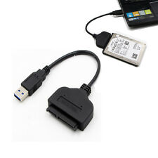 USB 3.0 To SATA Converter Adapter For 2.5 3.5 inch Hard Drive HDD SSD