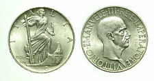 pci2496) Vittorio Emanuele III (1900-1943) - 10 Lire Impero 1936