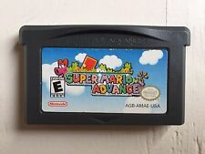 Super Mario Advance Nintendo Gameboy Advance TESTED CARTRIDGE ONLY