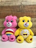 Care Bears Funshine And Cheer Bear 2020 14 Inch