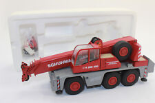 KK Conrad 2093 DEMAG AC 40 Car Crane Schuhmann Garage 1:50 New Boxed KK