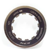 Shimano 105 CS-5700/CS5700 10-Speed Lockring for 12t Cog, CS-5600 Usable