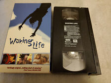 Waking Life Vhs 2001 Good condition