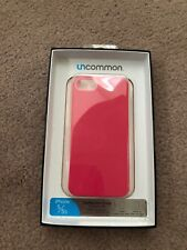 uncommon deflector iPhone 5/5s case in Pink