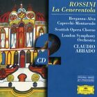 ROSSINI La Cenerentola Abbado box 2 CD