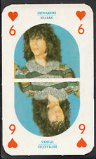 Monty Gum Card - 1970's Hitmakers Music Card - Sparks