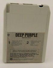 Deep Purple - Machine Head - Quadraphonic 8 Track - Iconic- Birth of Heavy Metal