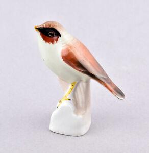Aquincum Porcelain (Budapest) Bird Figurine - Finch
