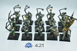 12 marauders, warriors of chaos, warhammer