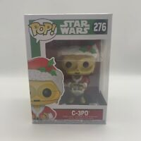 Funko POP! Vinyl Figure - C-3PO #276 -  Star Wars Holiday Christmas