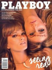 November Playboy Monthly Magazines