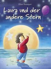 KLAUS BAUMGART Laura und der andere Stern - Mit Glitzerstern zum Herausnehmen