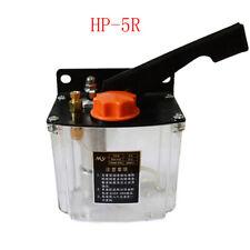 HP-5R Hand Milling Oil Pump CNC Lathe Lubrication Hydraulic 600CC One 4mm Shot