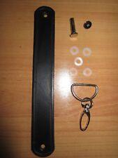 Llavero cuero piel, porta llaves, organizador, Leather Keys Organiser