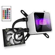 Dissipatore RGB Aigo T120 Raffreddamento a liquido Intel 1151 2011 Am4 AMD Am3
