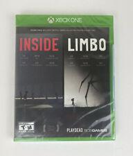En el interior y el limbo Doble Pack Para Xbox One Nueva Sellado XB1