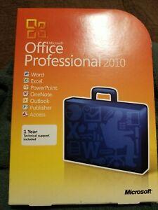 Microsoft Office 2010 Professional NO PRODUCT KEY!