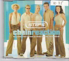 (EW541) Steps, Chain Reaction - 2001 CD