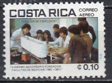 COSTA RICA  CORREO AEREO  JAAR 1981 NR. Y&T 807 ° (L11)
