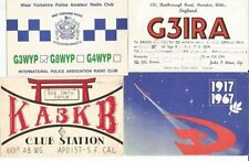 1950s Collectable QSL Cards