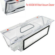 Dust Bin Box + HEPA Filter Replacement Parts For XIAOMI MI Robot Vacuum Cleaner