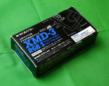 Micomsoft XMD-3 • Sega Genesis CD CDX Multi Mega Drive • S-Video Converter *CIB*